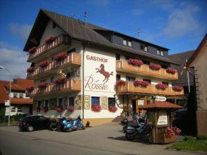 Hotel Gasthof Rössle - Berghülen