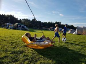 Camping de Regenboog Tent 4 persons