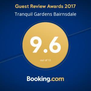 Tranquil Gardens Bairnsdale, Panziók  Bairnsdale - big - 18