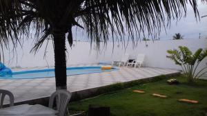 Casa Ampla Praia do Abaís, Dovolenkové domy  Estância - big - 12