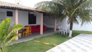 Casa Ampla Praia do Abaís, Дома для отпуска  Эстансия - big - 13