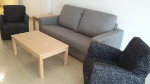 Apartamentos Mestral, Апартаменты  Ла-Эскала - big - 2