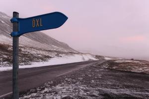 Öxl Guesthouse, Country houses  Búðir - big - 30