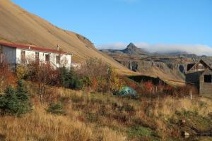 Öxl Guesthouse, Country houses  Búðir - big - 6