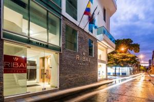Ribai Hotels Santa Marta, Hotels  Santa Marta - big - 8