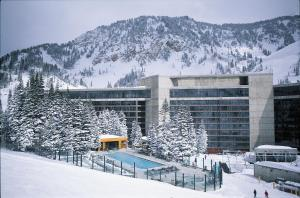 Cliff Lodge and Spa - Hotel - Snowbird Lodge