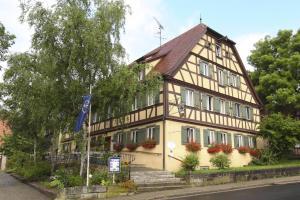 Hotel Schwarzes Ross - Creglingen