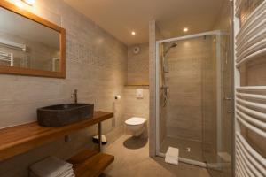 appartement des Alpes, Апартаменты  Le Bourg-d'Oisans - big - 1