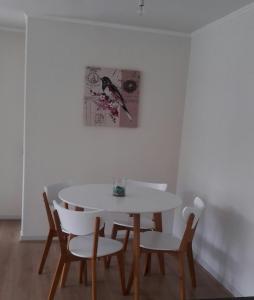 Lomas de Papudo III, Apartments  Papudo - big - 17