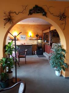 Hotel-Restaurant Pension Poppe, Hotely  Altenhof - big - 21