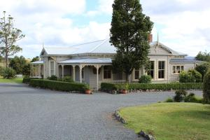 Waipoua Lodge