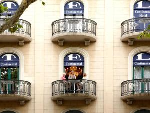 Hotel Continental Barcelona, Отели  Барселона - big - 9