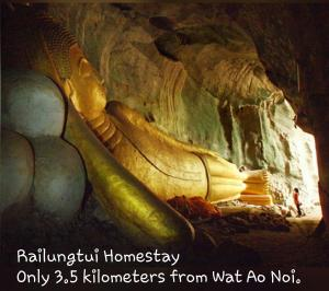 Rai Lung Tui Homestay, Magánszobák  Pracsuap Khirikhan - big - 19