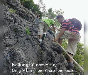 Rai Lung Tui Homestay, Magánszobák  Pracsuap Khirikhan - big - 69