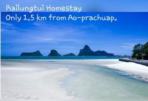 Rai Lung Tui Homestay, Magánszobák  Pracsuap Khirikhan - big - 13