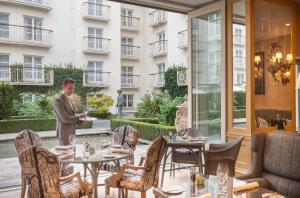 The Merrion Hotel, Hotely  Dublin - big - 22