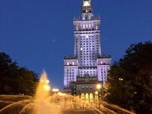 Apartment Warsaw Wilanow
