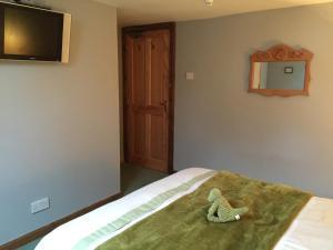 Lodge at Lochside, Отели типа «постель и завтрак»  Bridgend of Lintrathen - big - 28