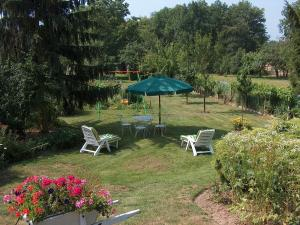 le jardin deden accommodation apremont - Jardin D Eden