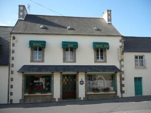 Hôtel Le Goff - Lanhouarneau