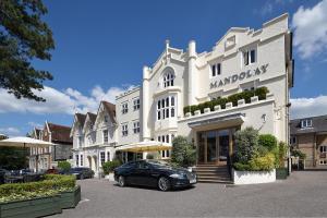 Mandolay, Hotely  Guildford - big - 1