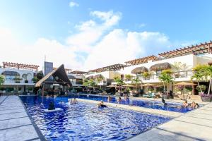 Aldea Thai 1124, Apartmanok  Playa del Carmen - big - 18
