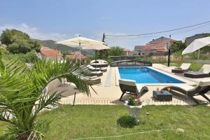 Villa Oleander, Apartments  Marina - big - 13