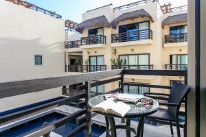 Aldea Thai 2212, Apartmány  Playa del Carmen - big - 39
