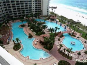 Shores of Panama 323, Ferienwohnungen  Panama City Beach - big - 4