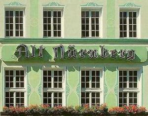 Hotel Alt Nürnberg - Hamburg
