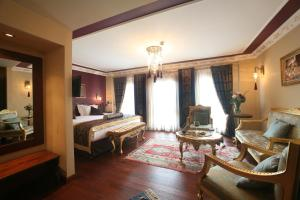 Rose Garden Suites, Hotely  Istanbul - big - 89