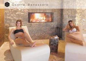 Relais Assunta Madre, Hotels  Rivisondoli - big - 71