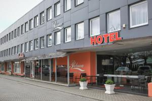 Hotel Palma - Embūte