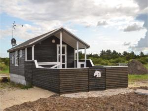 Two-Bedroom Holiday Home in Norre Nebel, Holiday homes  Nørre Nebel - big - 1