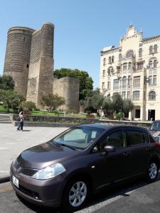 28 MAJ Street NEFT AKADEMIA, Apartments  Baku - big - 7