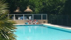 Location gîte, chambres d'hotes Camping Les Sources dans le département Gard 30