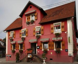 Accommodation in Climbach