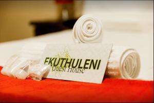Ekuthuleni Guest House - Soweto, Penziony  Johannesburg - big - 14
