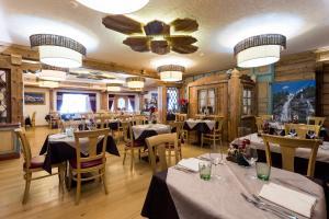 Hotel Maso del Brenta, Отели  Кадерцоне - big - 23