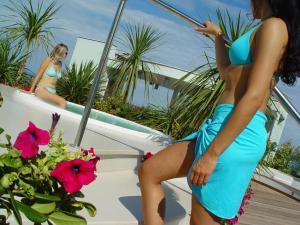 Hotel Le Palme - Premier Resort, Отели  Морской Милан - big - 36