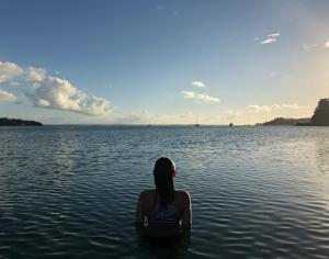The Black Pearl, Waiheke Island, Dovolenkové domy  Oneroa - big - 29