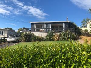 The Black Pearl, Waiheke Island, Dovolenkové domy  Oneroa - big - 28