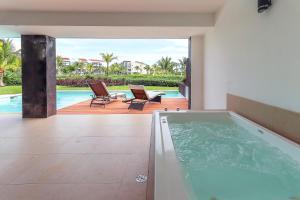 Ocean View Mareazul Condo Rental with Infinity Pool - Condo Agua Dulce, Apartmanok  Playa del Carmen - big - 28