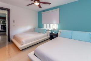 Ocean View Mareazul Condo Rental with Infinity Pool - Condo Agua Dulce, Apartmanok  Playa del Carmen - big - 20