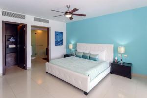 Ocean View Mareazul Condo Rental with Infinity Pool - Condo Agua Dulce, Apartmanok  Playa del Carmen - big - 30