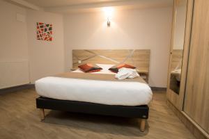 Le Relais Délys, Отели  Saint-Rémy-sur-Durolle - big - 14