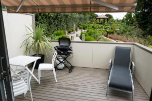 Oneroa Secret Garden Apartments, Apartmanok  Oneroa - big - 9