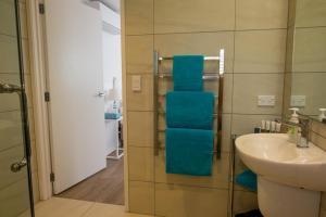Oneroa Secret Garden Apartments, Apartmanok  Oneroa - big - 5