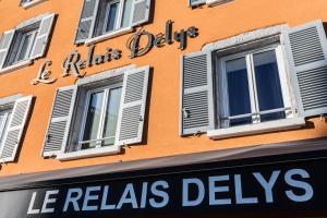 Le Relais Délys, Szállodák  Saint-Rémy-sur-Durolle - big - 24