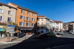 Le Relais Délys, Отели  Saint-Rémy-sur-Durolle - big - 9